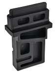 Omega Mfg AR-15  Vise Block Combo (Fits in Magazine Well or Upper Receiver)